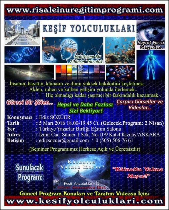 KESIF YOLCULUKLARI 15 YENI VERSIYON 3
